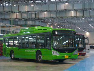 Com duas fábricas de ônibus na Argentina, a brasileira Marcopolo já sentiu mudanças positivas com as novas políticas adotadas por Mauricio Macri.