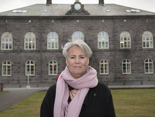 A professora islandesa Hanna Björg Vilhjálmsdóttir