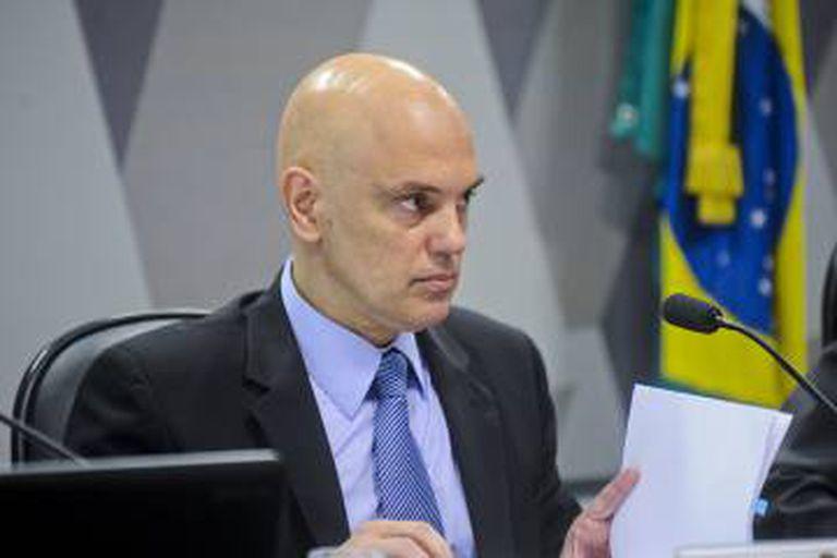 Alexandre de Moraes, ex-ministro da Justiça