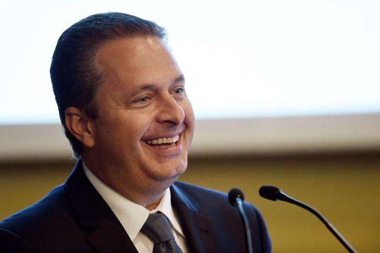 Campos, em uma foto de julho de 2014.