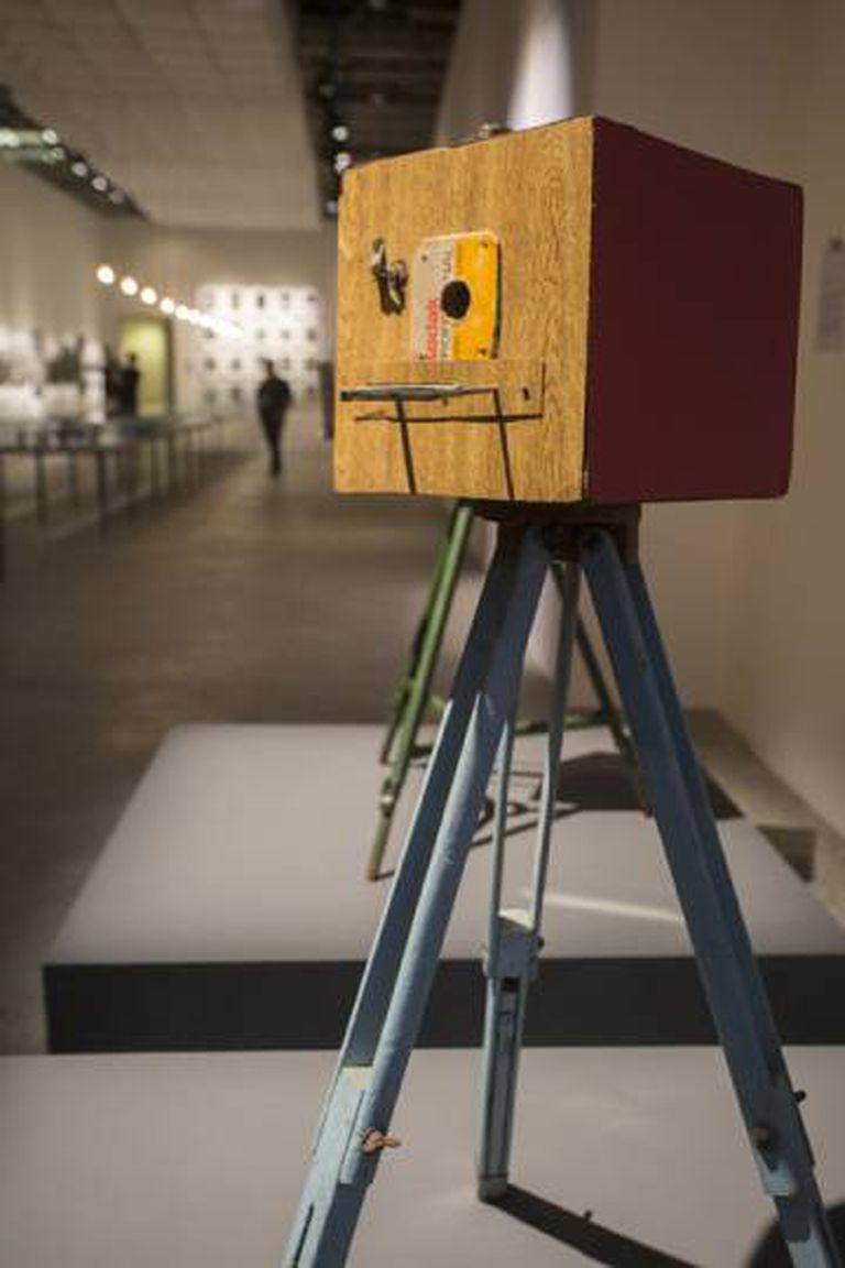 Câmera lambe-lambe