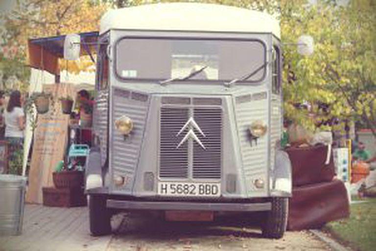 A van Citroën HY é uma das mais procuradas na Espanha.