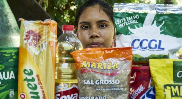 Joane conta que muitos problemas começaram quando a alimentação deixou de consistir em produtos locais.