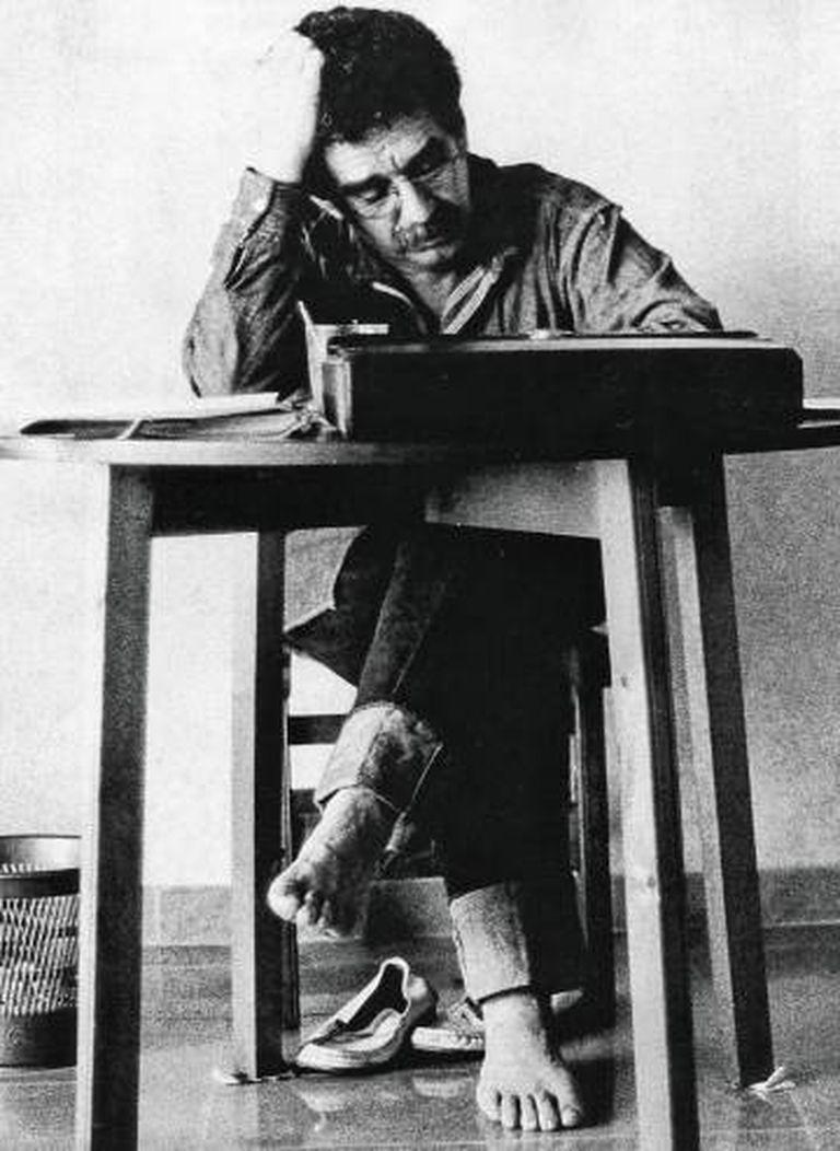 Gabriel García Márquez em 1972