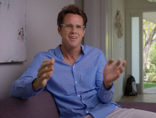 Aaron James, autor do ensaio filosófico em que se baseia o documentário