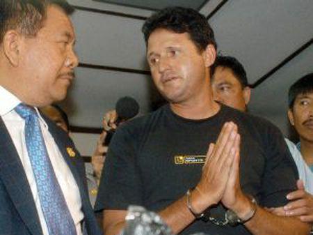 Marco Archer, em uma foto de 2003.