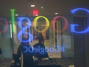 Sede do Google em Washington.