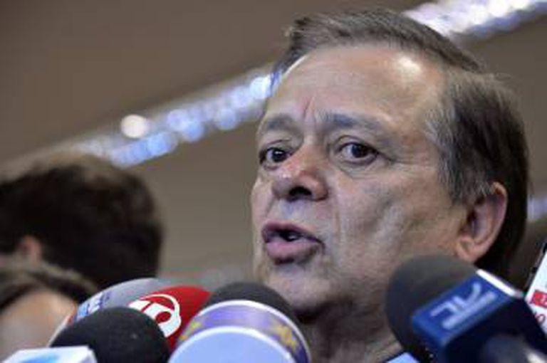O deputado Jovair Arantes.