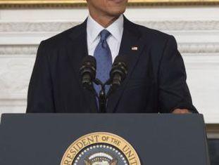 Obama, em discurso nesta quinta-feira.