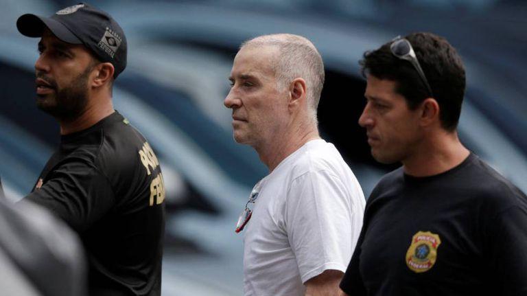 Eike Batista é levado para depor