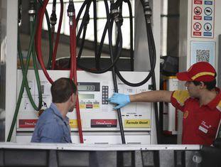 O preço da gasolina na Argentina aumentou 31% em 2016.