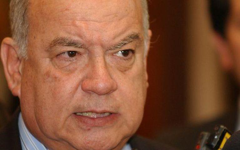 O secretário geral da OEA, José Miguel Insulza.