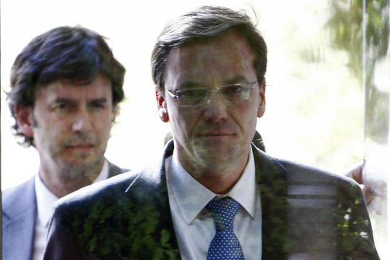 O ex-subsecretário chileno de Mineração, Pablo Wagner.