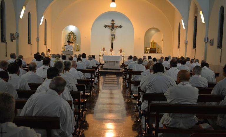Missa de abertura da 113ª Assembleia da Conferência Episcopal Argentina.