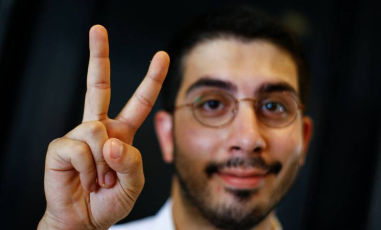 Ali Can, alemão de origem turca inventor do #MeTwo.