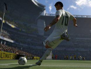 Imagem do 'FIFA 2017'.