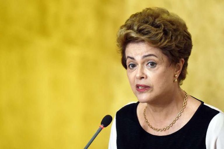 Presidenta Dilma Rousseff.