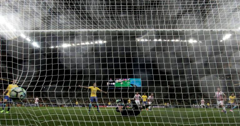 A América do Sul contará com seis vagas diretas à Copa.