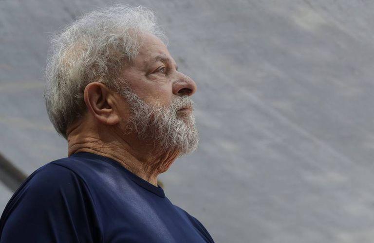 O ex-presidente Luiz Inácio Lula da Silva.