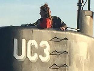 A repórter subiu em Copenhague no submergível, que afundou. Seu único acompanhante, o capitão e dono do  Nautilus , se salvou e foi preso por homicídio. Ela não foi encontrada