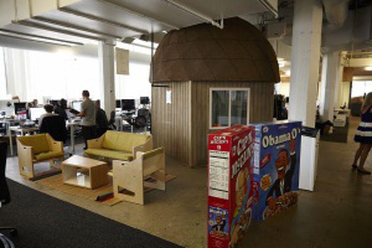 Caixas de cereais que salvaram a Airbnb da falência