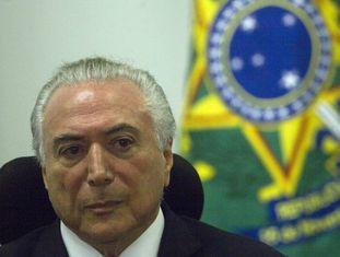 O presidente Temer no último dia 9, em Brasília.