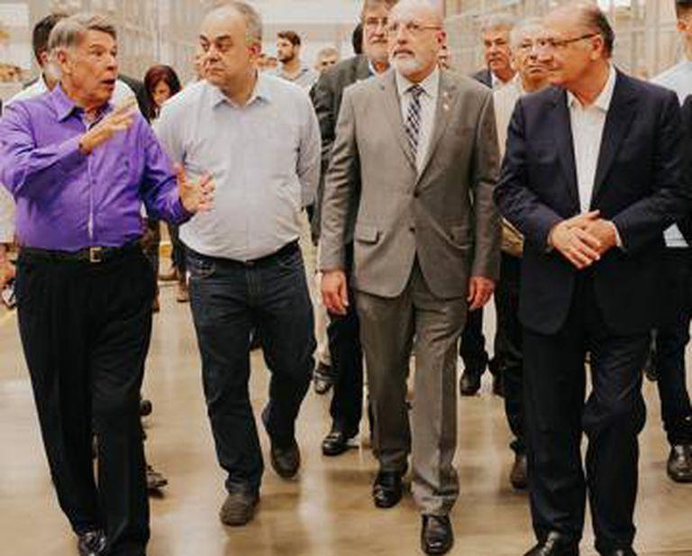 Tanto o ex-governador paulista Geraldo Alckmin quanto Dilma Rousseff se elegeram com apoio financeiro do Cristália