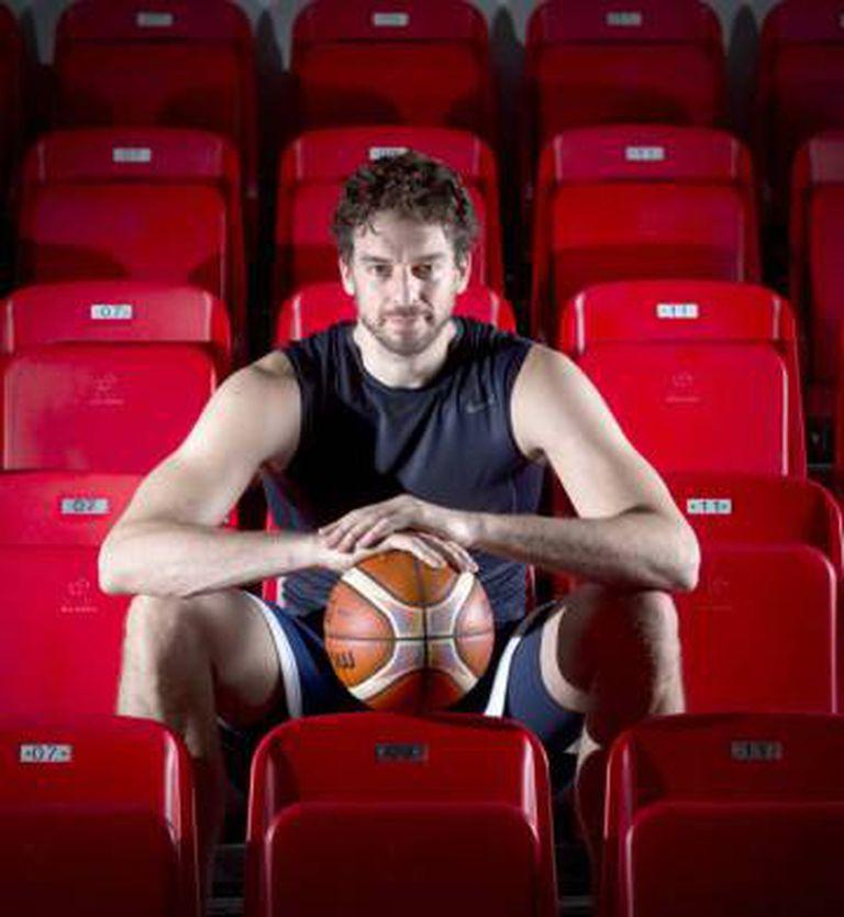 Pau Gasol, autor do artigo, é jogador de basquete