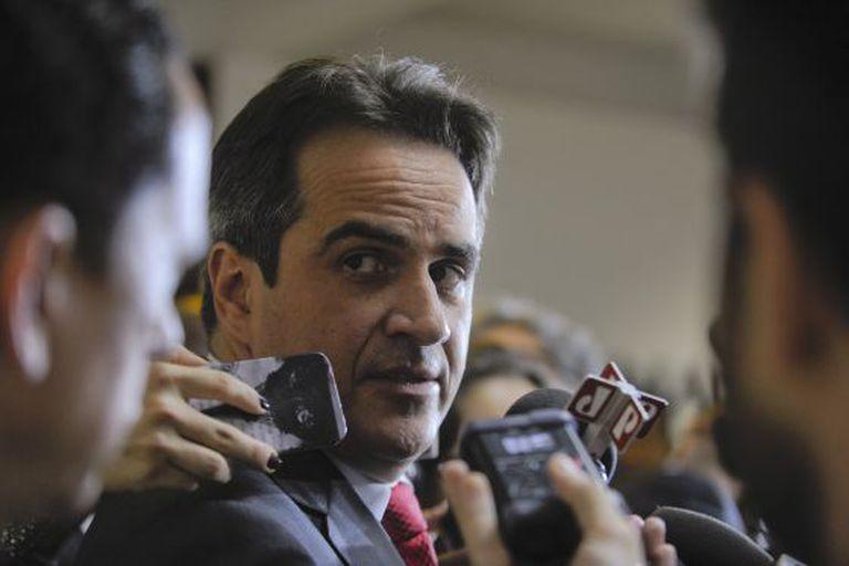 O senador Ciro Nogueira, presidente do PP.