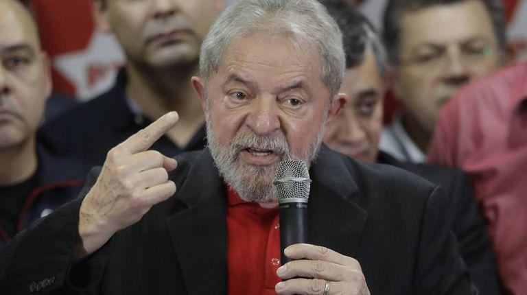 Lula ao falar sobre condenação