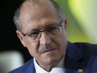 Geraldo Alckmin participa de debate em Brasília nesta quarta-feira.