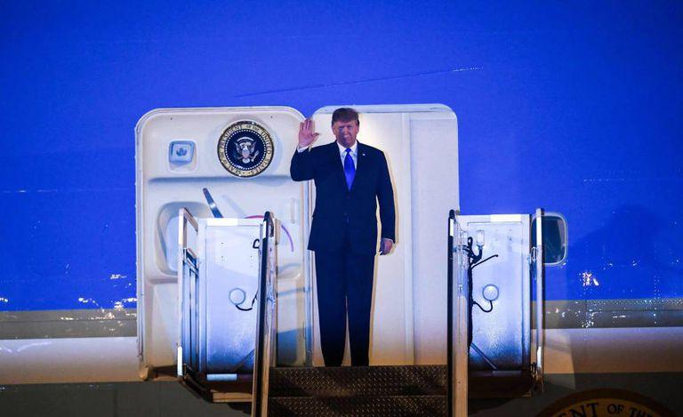 Trump desembarca em Hanói nesta terça-feira, 26