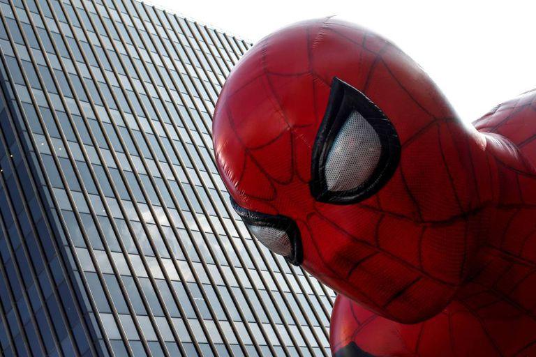 Homem-Aranha.