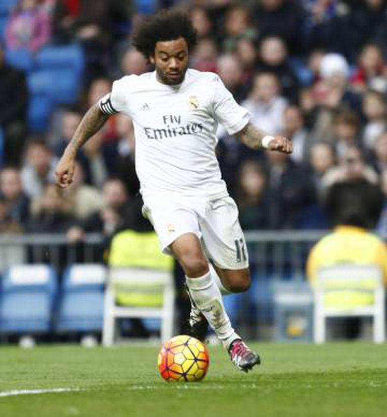Marcelo esta temporada.