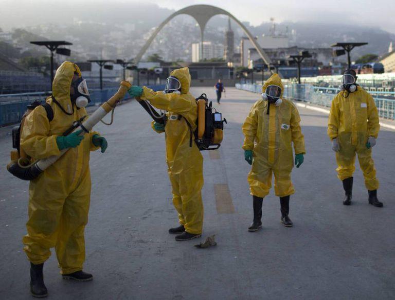 Medidas contra o Zika, no Rio de Janeiro