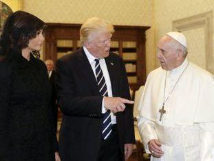 O Pontífice tocou em questões como a necessidade de paz e a importância da proteção ambiental