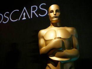 Uma estatueta do Oscar, o prêmio mais pop do cinema mundial.