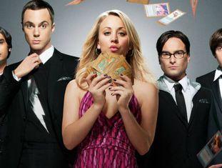 Os atores de 'The Big Bang Theory'.