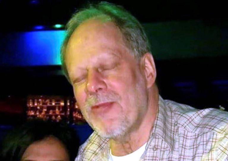 Fotografia sem data de Stephen Paddock, de 64 anos.