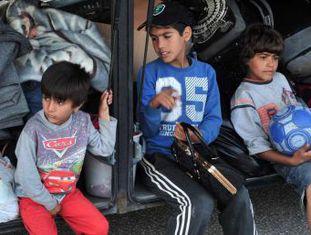 Cerca de 8.500 pessoas serão transferidas a abrigos do país nos próximos dias