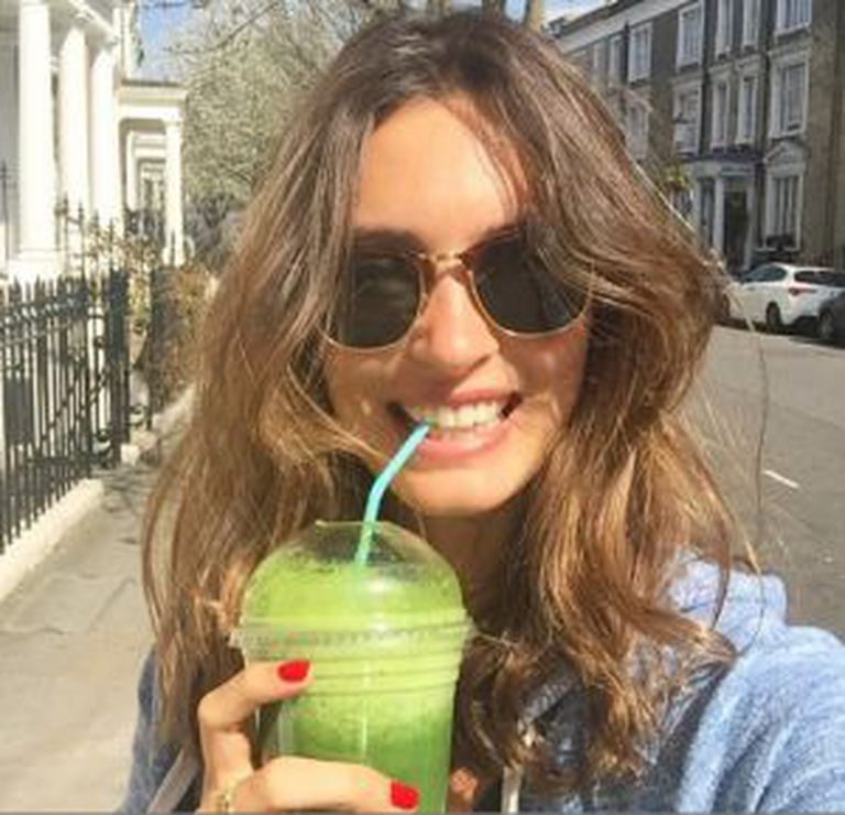 Ella Woodward escreve no blog Deliciously Ella.