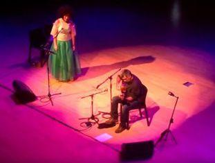 A cantora luso-moçambicana era toda uma companhia operística em uma única garganta