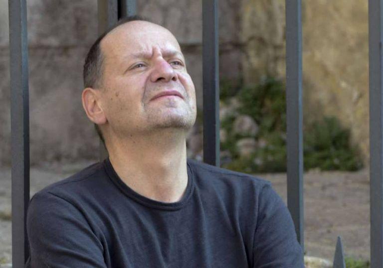 Philippe Sands durante o Festival Hay, em Segóvia.
