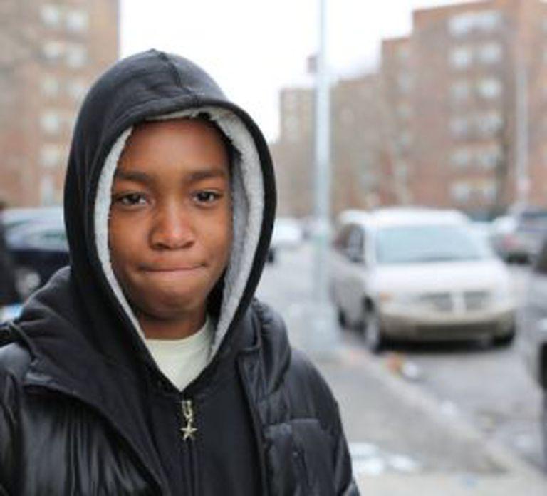 Chastanet, de 13 anos, que conseguiu arrecadar um milhão de dólares