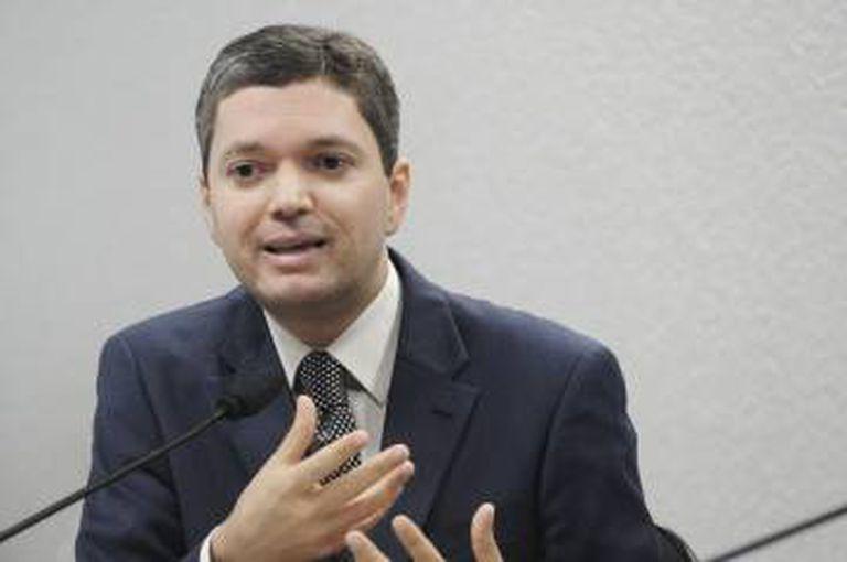 Fabiano Silveira em imagem de 2013.