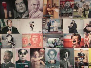 Detalhe da série de imagens 'Dirigentes', de Daniel G. Andújar.