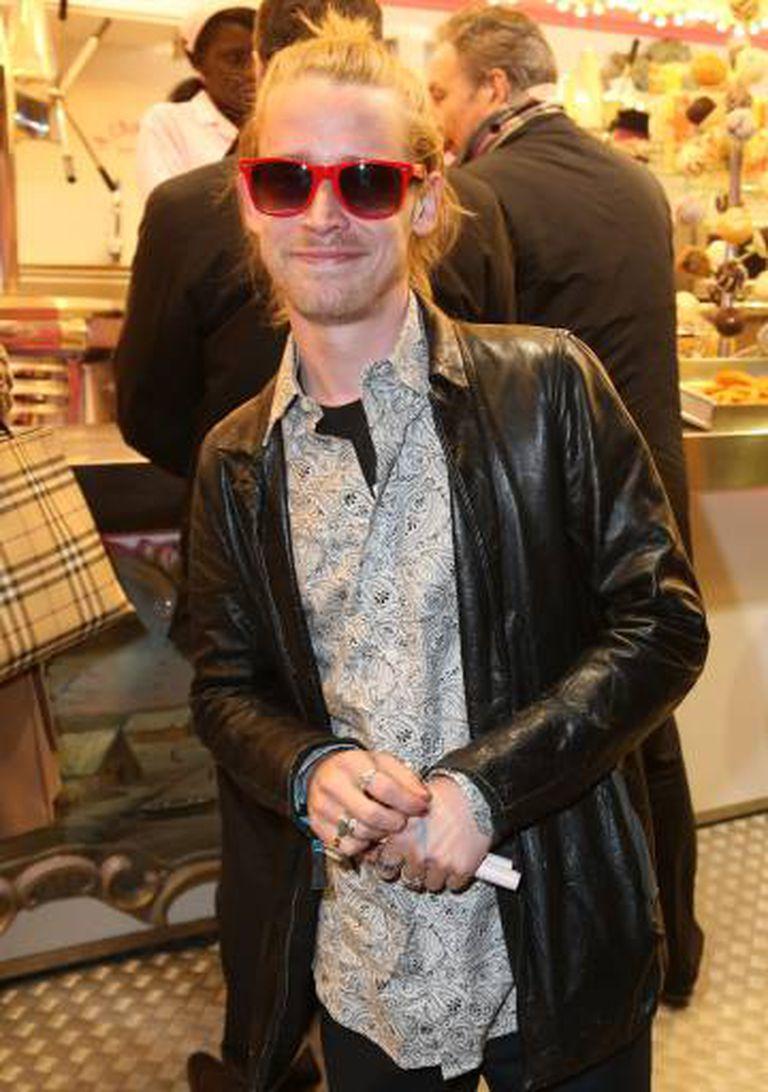 O ator Macaulay Culkin, em uma imagem de março de 2013.