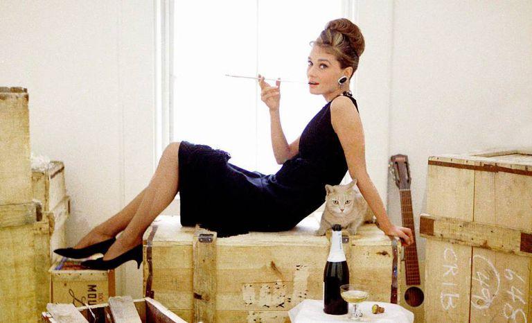 Audrey Hepburn em 'Bonequinha de Luxo' (1961)