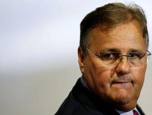 O ministro Geddel Vieira Lima que pediu demissão do Governo Temer