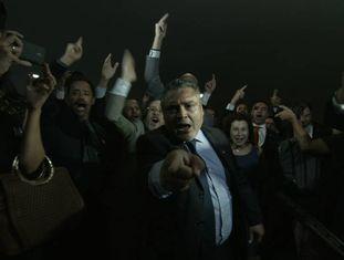 Fotograma de 'Excelentíssimos', um documentário de Douglas Duarte.